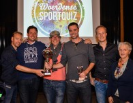 winnaars Rabobank Woerdense sportquiz