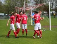 Sportlust '46 - ARC (Goal Vrolijk, foto Sportlust '46)