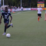 sportlust46-jodanboys Kesly den Haag, Arie Verhagen