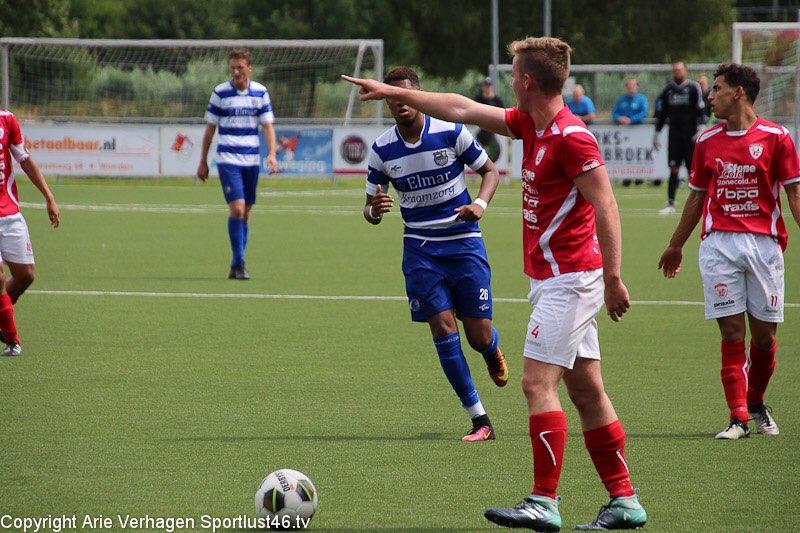 Rueben Keereweer - Arie Verhagen - Sportlust '46