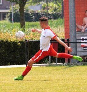 Gerard van Hooff - VV Linschoten