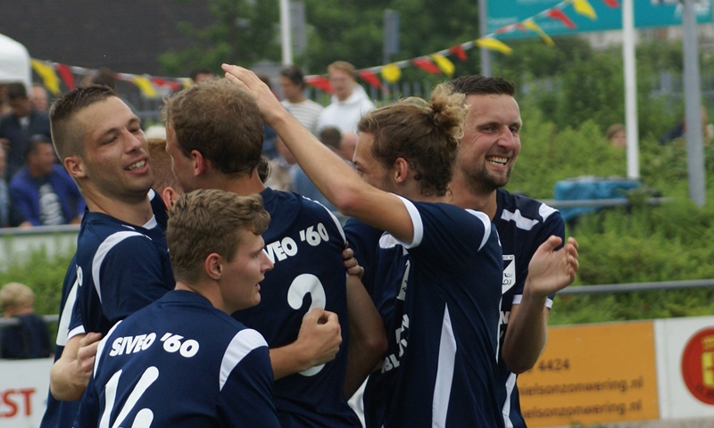 Siveo '60 - FC Oegstgeest