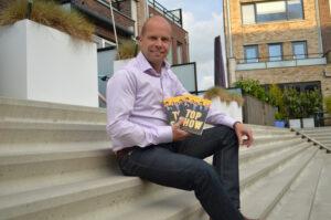 Rody van der Vlist: Initiator voetballen tegen kanker