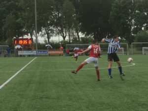 VV Linschoten - VV Kamerik (06-06-2017)