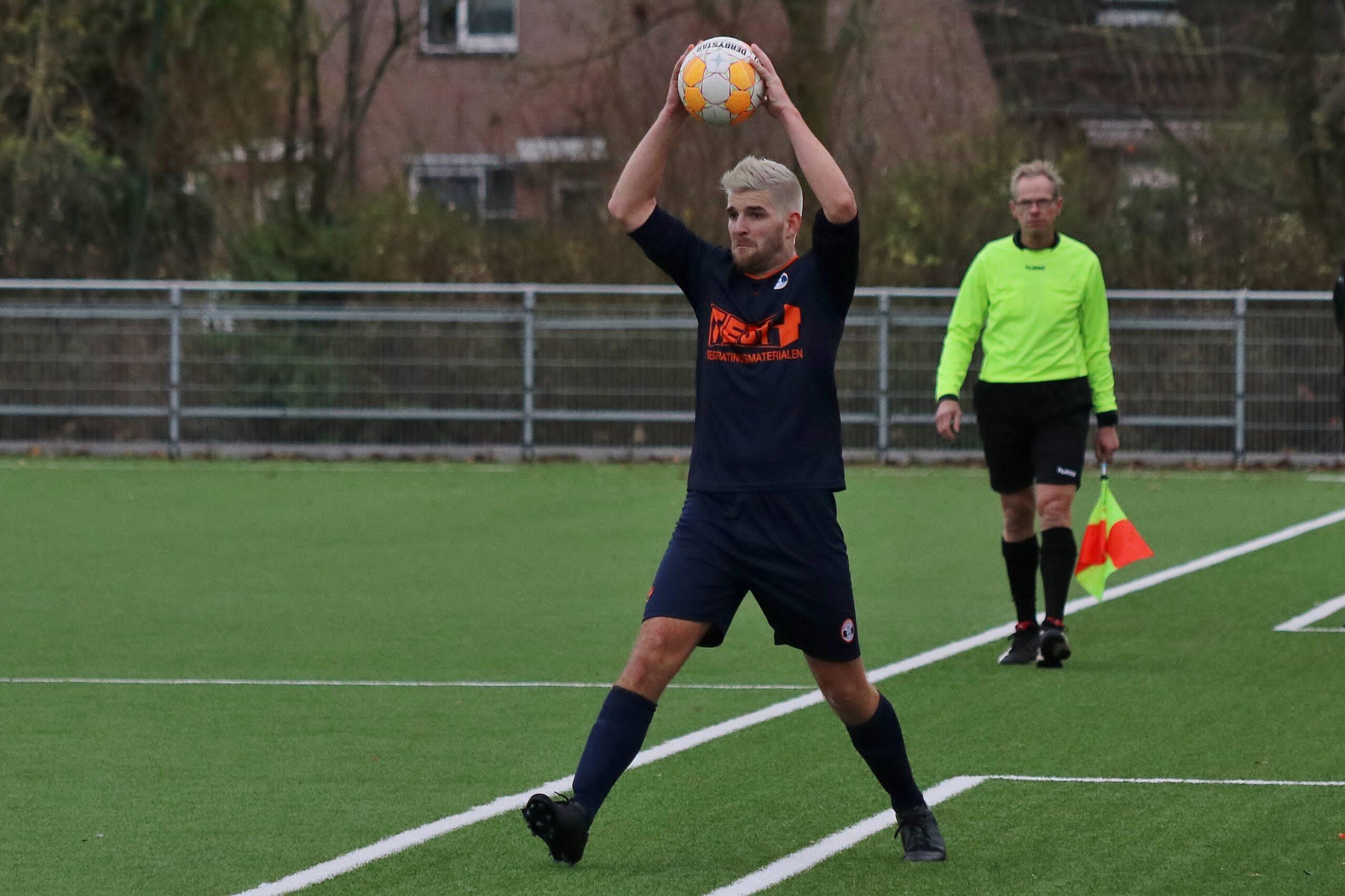 Mike Sluijter - Montfoort SV '19 - Judith Groen