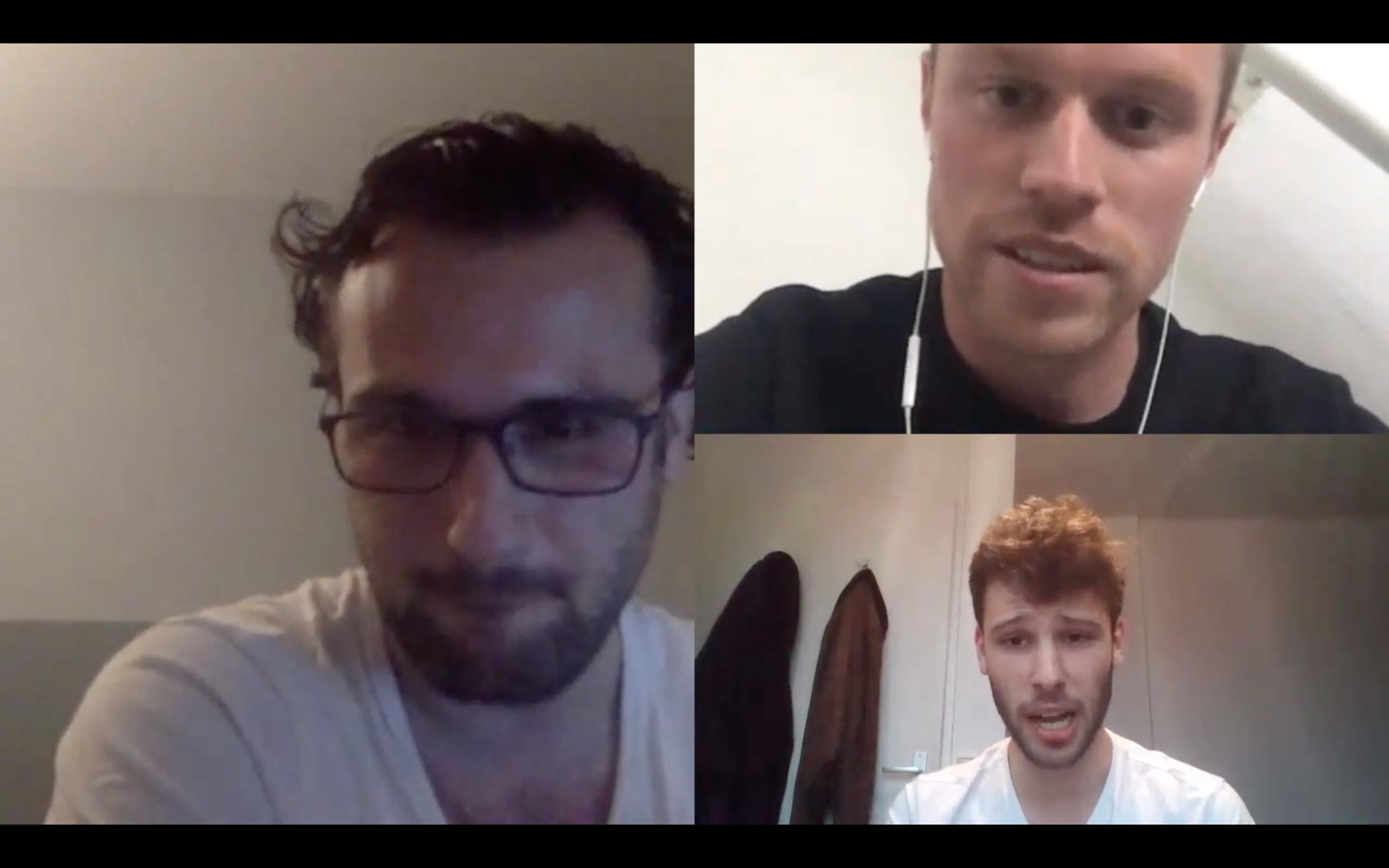 Sportbeleving Quiz 2: Mike Verhagen vs Luuk Mandemakers