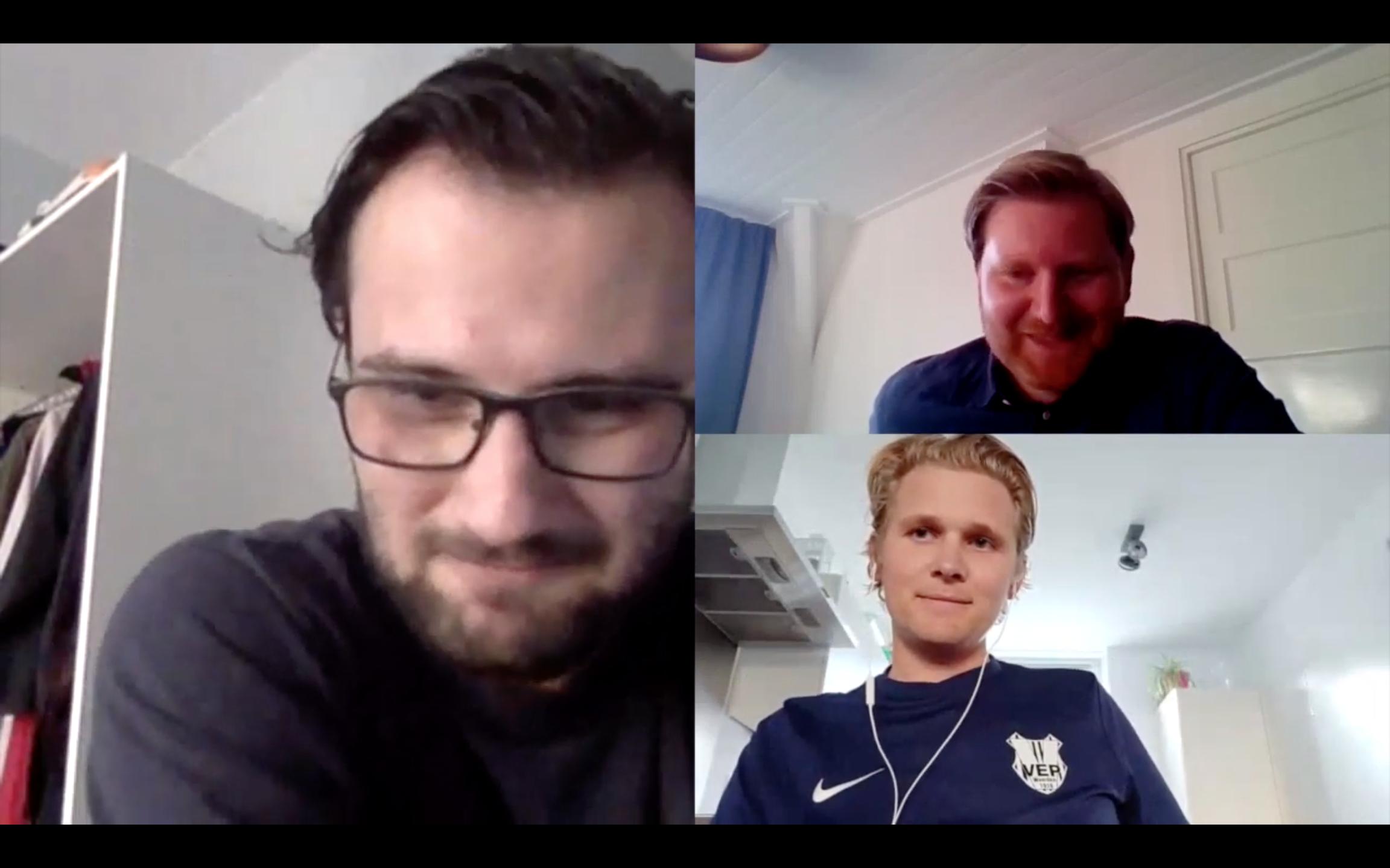 Sportbeleving Quiz: Floor Goes vs Jeroen Molenaar