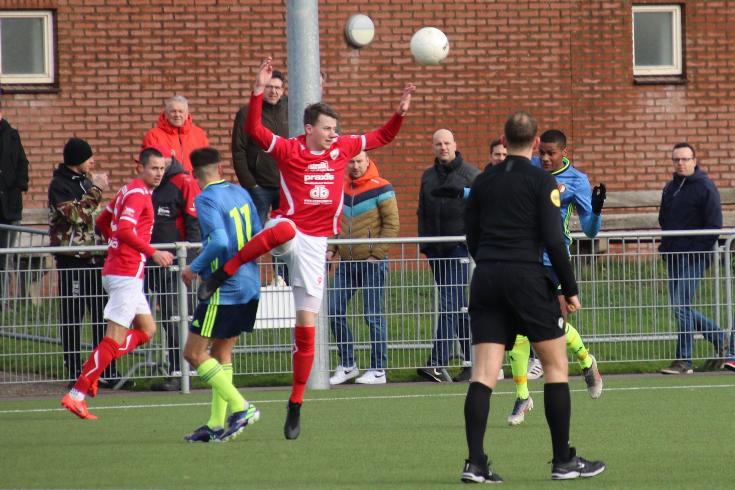sportlust-46-sc-feyenoord- Mark van der Weijden, Arie Verhagen.