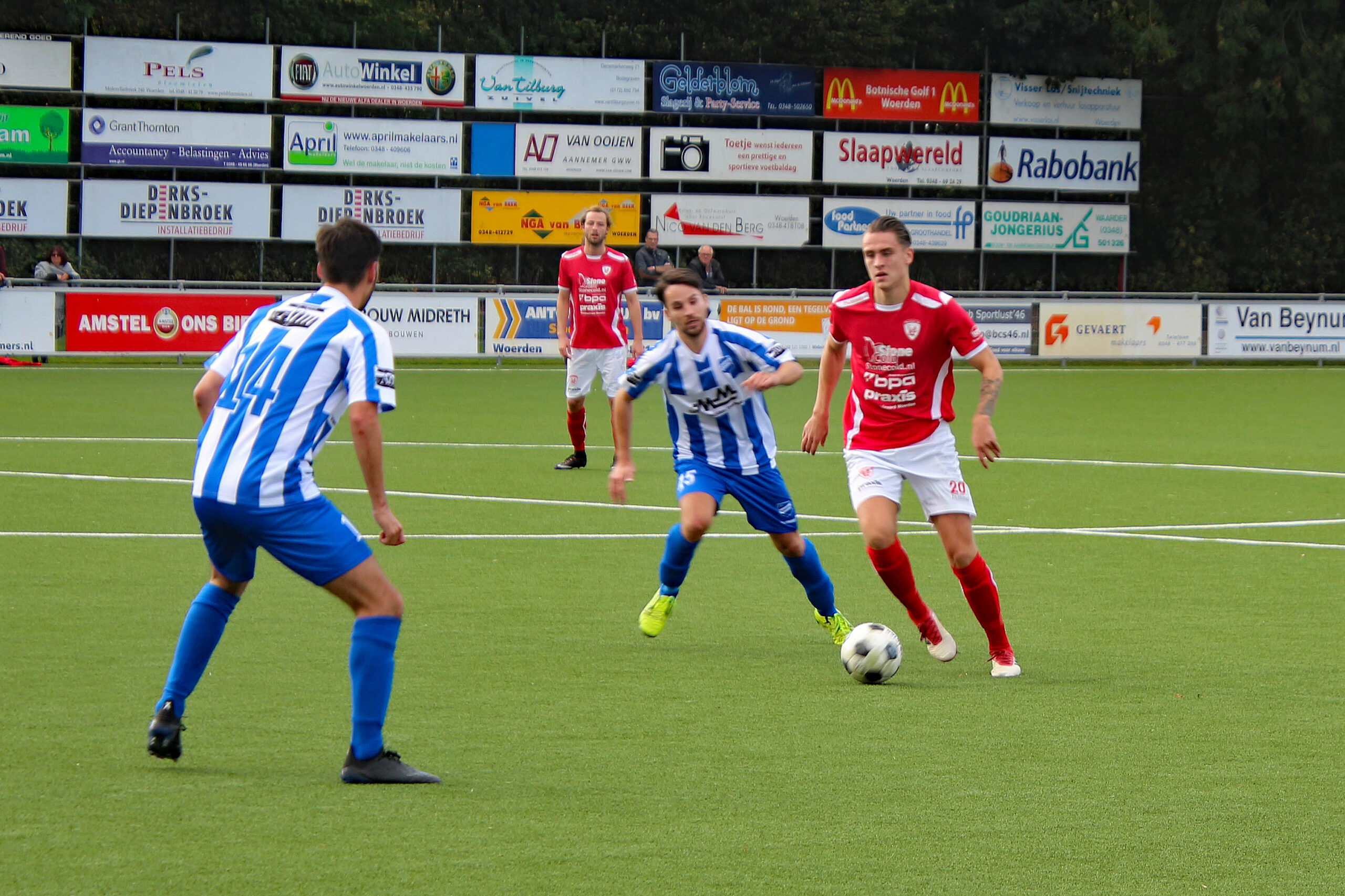 Thomas Heideman Sportlust - Almkerk Arie Verhagen